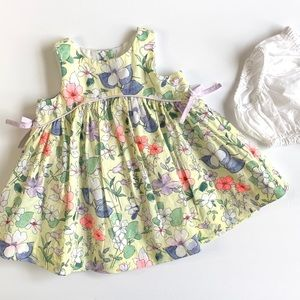 Janie And Jack Girls Outfit Sz 0-3 Months